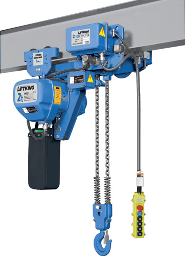Low Headroom Electric Chain Hoist 2t Low Headroom